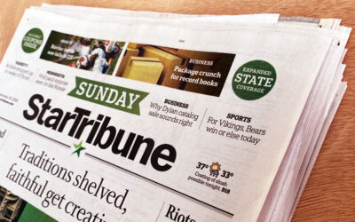 Star Tribune: Agile Transformation for a Digital News Organization